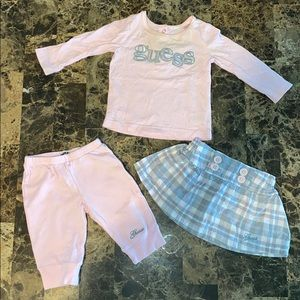 Guess baby girl fit